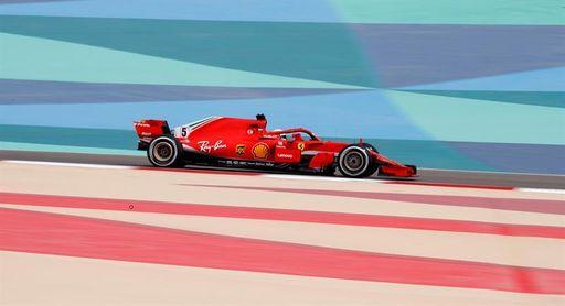"""Vettel: """"Es difícil decir dónde estamos, pero hemos mejorado"""""""