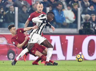Juventus y Roma se miden con Benevento y Fiorentina tras las derrotas europeas
