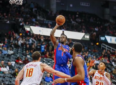 113-106. Jackson lidera el triunfo de los Pistons