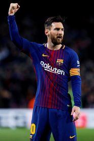 Messi encarrila el encuentro contra el Leganés (2-0)