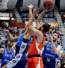 El Valencia visita al Gipuzkoa en su segunda oportunidad seguida de abrir hueco