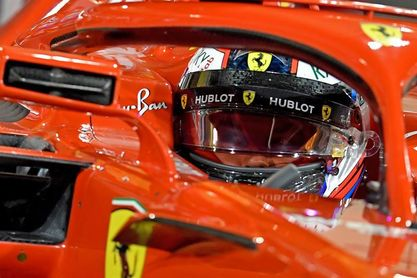 """Vettel: """"Ha sido un gran resultado, pero el ´día grande´ es mañana"""""""