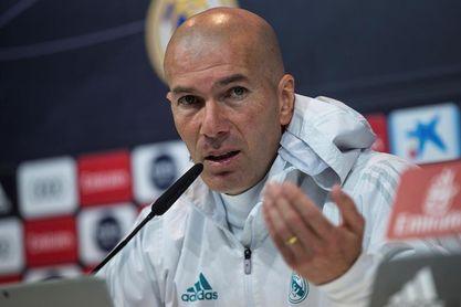 """Zidane: """"Mi sensación es que Bale se va a quedar"""""""