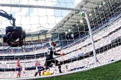 Cristiano y Griezmann firman el 1-1 entre Real Madrid y Atlético