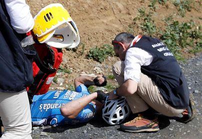 El ciclista belga Goolaerts sufre un paro cardíaco en la París-Roubaix