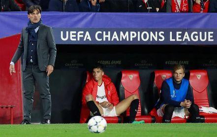 El Sevilla inicia el trabajo con las dudas de varios lesionados