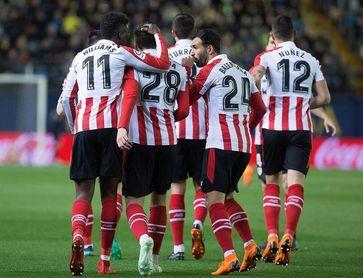 1-3. El Athletic gana con solvencia a un desconcertado Villarreal