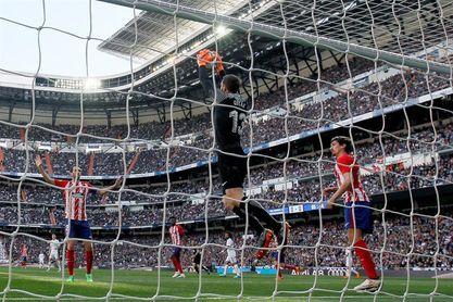 El Bernabéu ya no asusta al Atlético en LaLiga