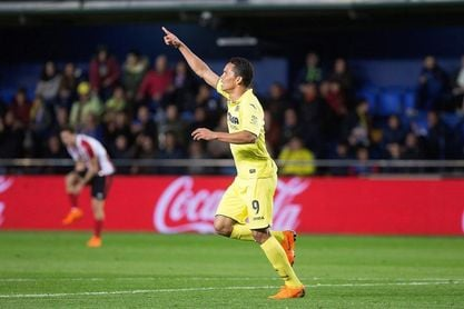 Décimo gol del colombiano Carlos Bacca