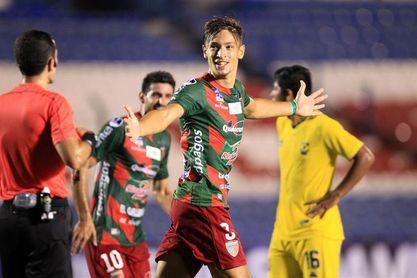 Jaguares jugará su primer partido en la Sudamericana ante un alicaído Boston River