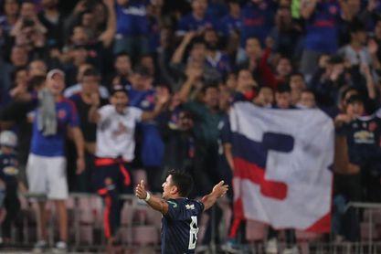La Universidad de Chile y la Católica no se dan tregua y Colo Colo se hunde