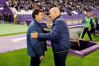 El Nástic termina con la trayectoria de Luis César en Valladolid