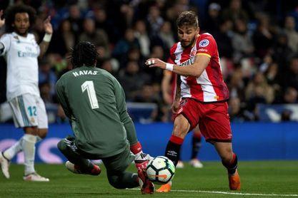 Portu renueva con el Girona hasta 2022