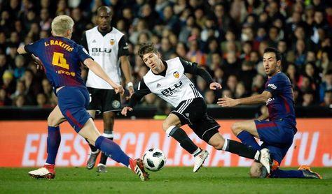 El Valencia, ante el tramo de Liga que fue menos propicio en la primera vuelta
