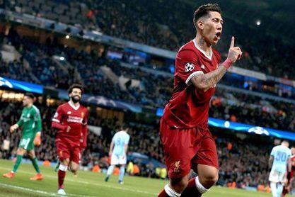El Liverpool remonta ante el Manchester City y avanza a semifinales (1-2)