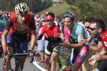 """García Cortina: """"Sería un sueño correr el Tour de Francia"""""""