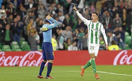 Al Betis se le da bien visitar al Girona