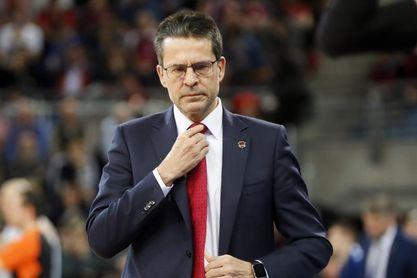 Pedro Martínez (Baskonia), mejor entrenador de marzo