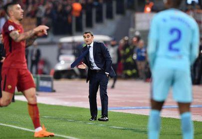 La tercera caída del Barça en cuartos, la primera gran derrota de Valverde