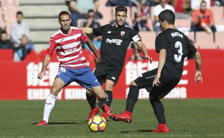 """Víctor Díaz, sobre el Sevilla Atlético: """"No podemos dejar que unos niños nos quiten algo bonito"""""""
