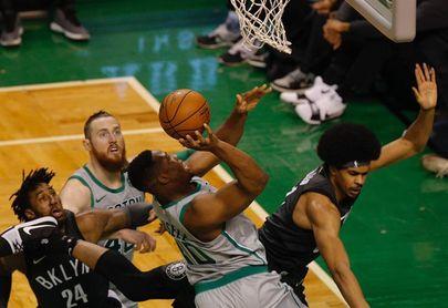 110-97. Baynes lidera el triunfo de los Celtics que se preparan para las finales
