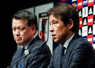 Akira Nishino, presentado como nuevo seleccionador japonés
