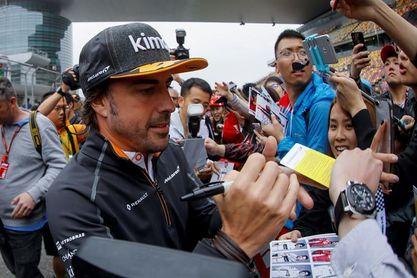 Alonso, satisfecho de su arranque de temporada sin fallos graves de su coche