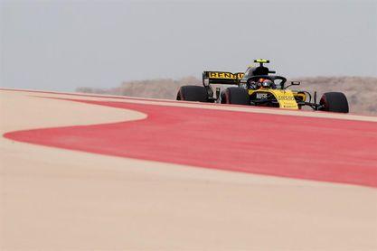 Carlos Sainz confía en puntuar en Shanghái, uno de sus circuitos favoritos