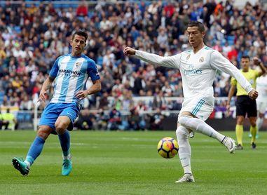 El Málaga prepara con su filial la visita del Real Madrid