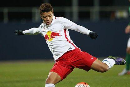 Hee-Chan Hwang fue uno de los destacados y anotó un gol.