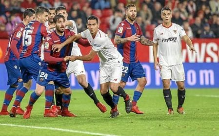 El Sevilla ya conoce cuándo visitará el Ciudad de Valencia