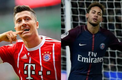 Zahavi no ve a Neymar en el Madrid, ni a Lewandowski... por el momento