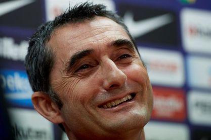 """Valverde: """"No podemos quedarnos en casa lloriqueando por perder un partido"""""""