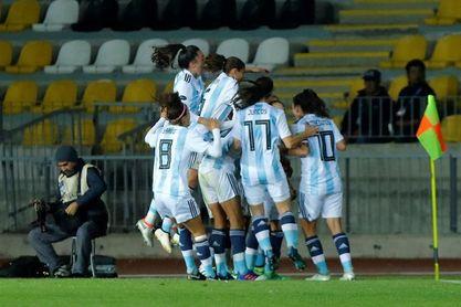 Argentina acompañará a Brasil, Colombia y Chile en la fase final