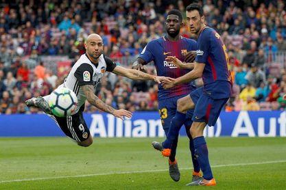 El Barcelona encuentra consuelo en Liga