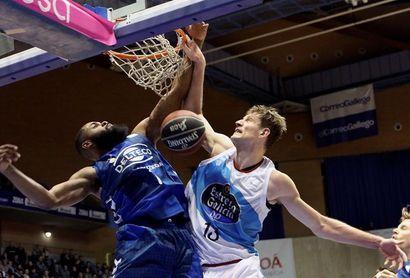 Gipuzkoa Basket, a celebrar la permanencia ante su público si gana a Obradoiro