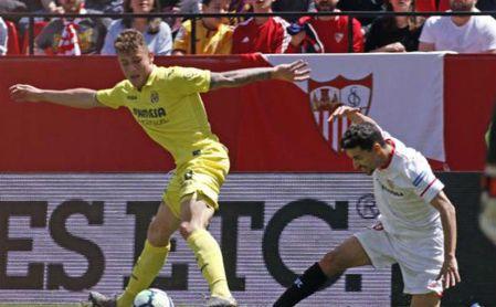 """Raba: """"El Sevilla no se rinde hasta el último minuto"""""""