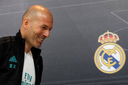 """Zidane: """"Estoy indignado cuando la gente habla de robo"""""""