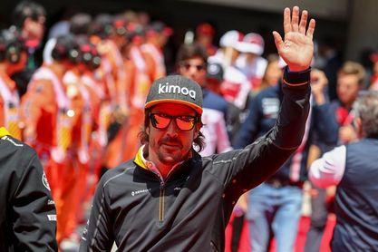 Alonso, séptimo en China, promete dar a los aficionados mejores resultados