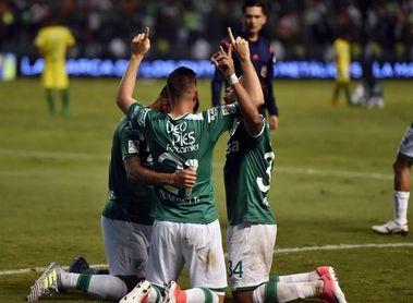 América le gana 2-1 al Cali en una fecha en la que uruguayo Pérez deja a Santa Fe