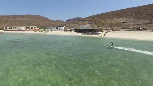 Arranca la primera edición de la carrera Jet Surf en el noroeste de México
