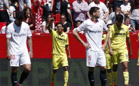 Un arreón de fe entre carencias para el Sevilla