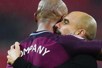 Guardiola también conquista Inglaterra
