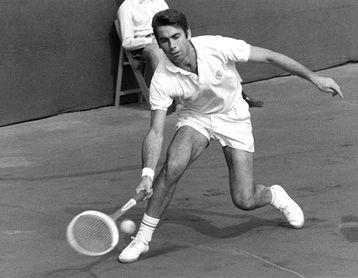 Osuna-Santana-Samaranch: el triángulo de oro del ´no torneo´ de tenis de 1968