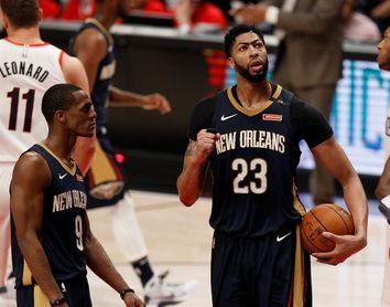 Triunfos esperados de Warriors, Raptors y Sixers; Pelicans dan la sorpresa