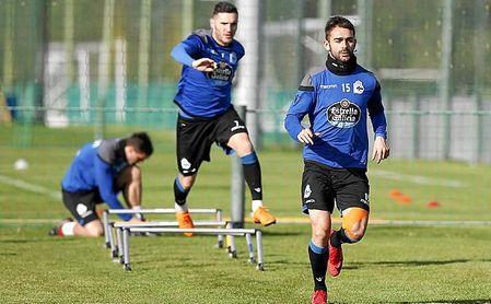 Seedorf podrá contar con Adrián, quien está en racha.