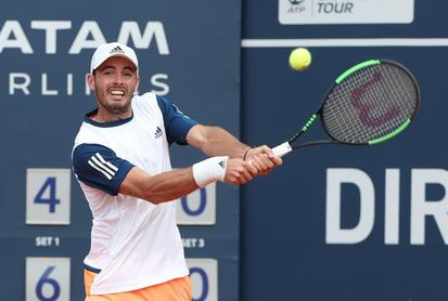 El argentino Juan Ignacio Lóndero es el primer campeón del CDMX Open de tenis