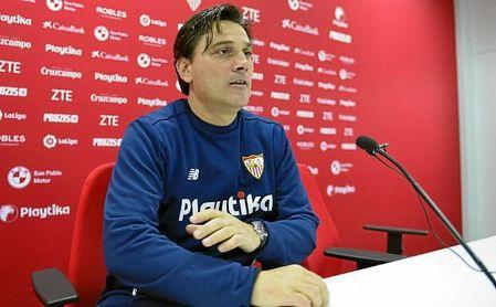 """Montella: """"Claro que quiero seguir en el Sevilla"""""""