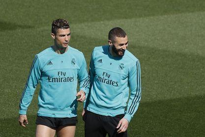 """Benzema: """"Ahora resulta que Bale y yo somos malos"""""""