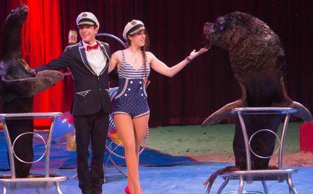 Gran Circo Alaska: Nuevo espectáculo en Sevilla